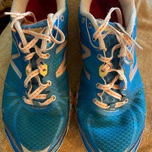 Woman's New Balance shoes